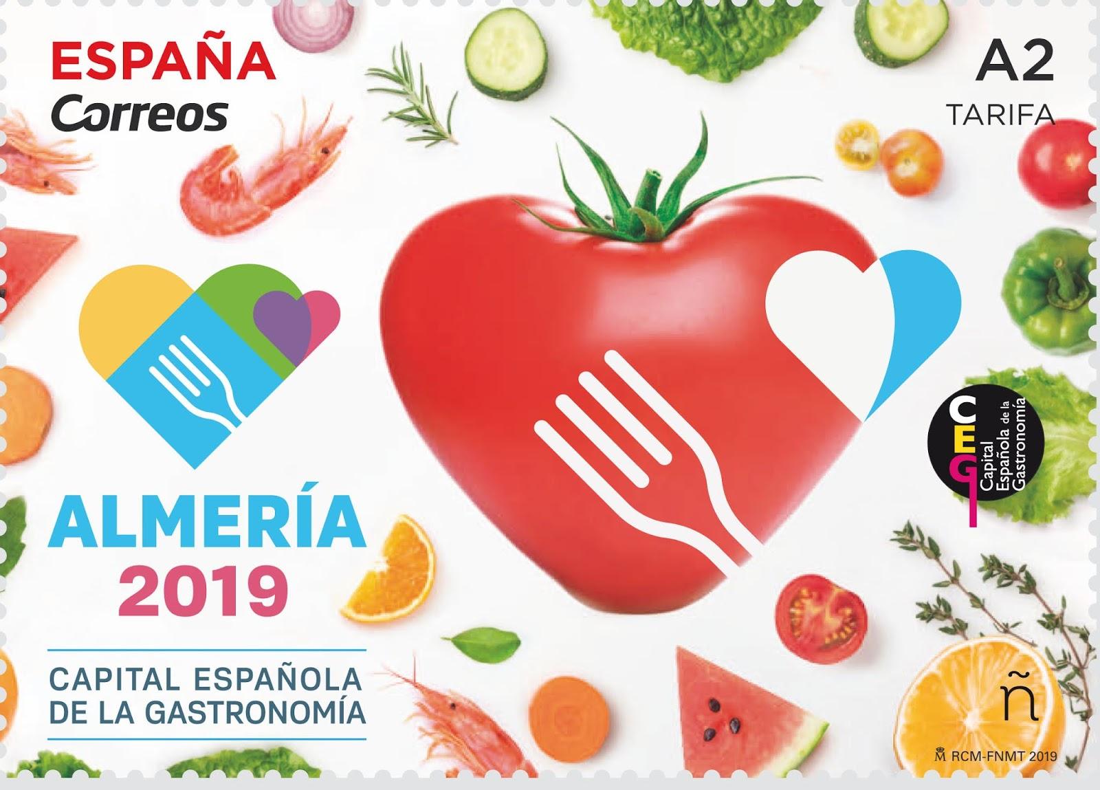 Almería 2019, Capital Española Gastronomía