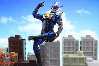 S.H. Figuarts Ultraman Tregear 11