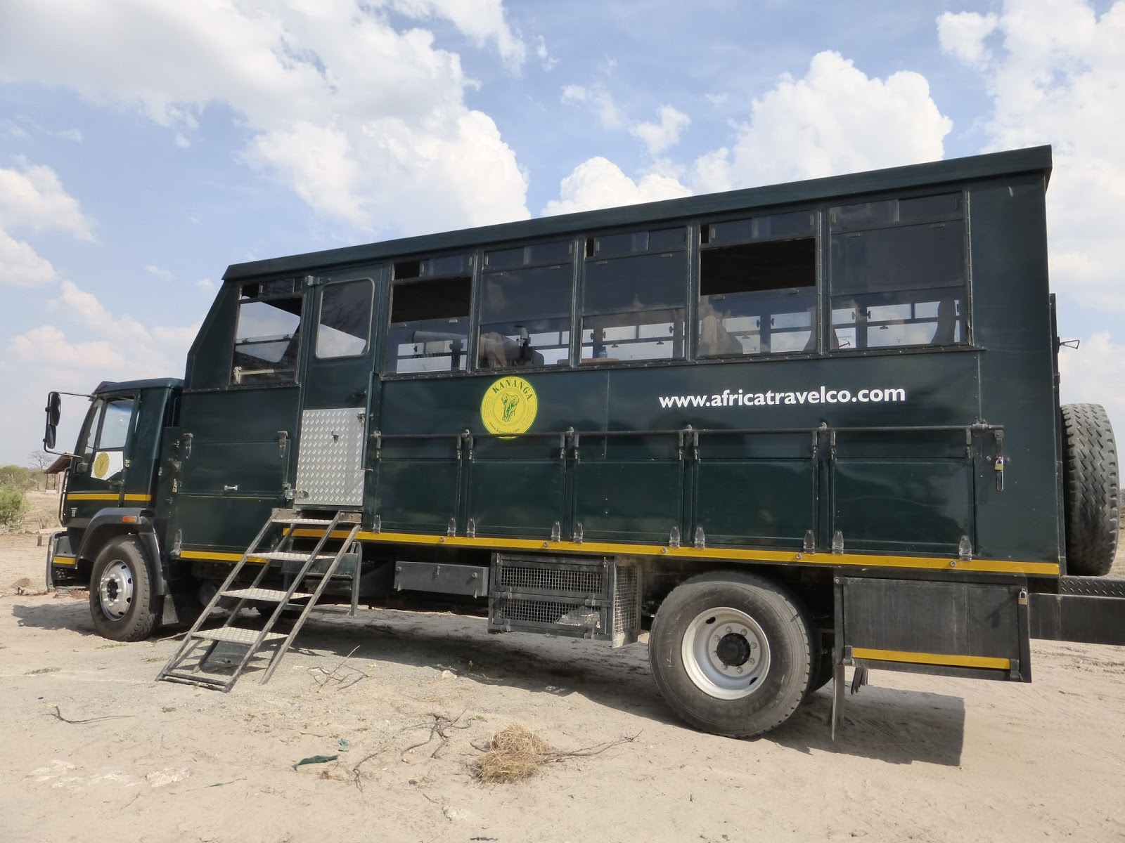 Moving Around South Africa Public Transport Tours