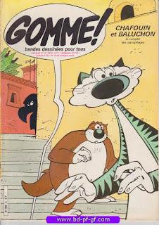 Gomme!, numéro 2, 1981