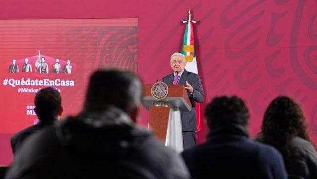 Son politiquerías supuestas anomalías en el Instituto para Devolverle al Pueblo lo Robado: AMLO
