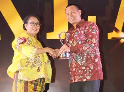 Kembali Kota Pariaman Raih Penghargaan Kota Layak Anak dari Mentri PPA