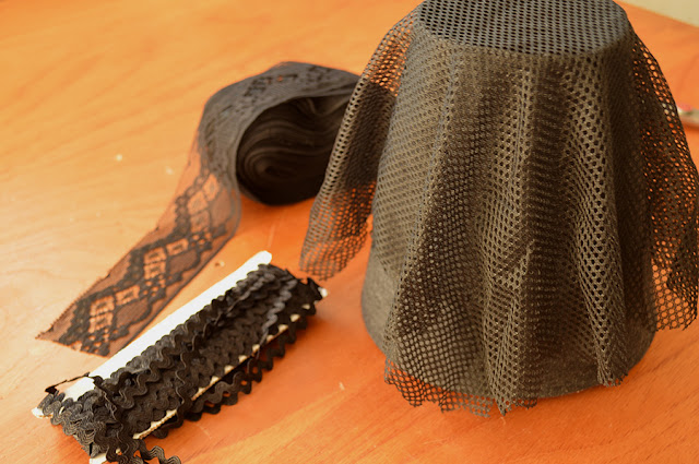 Goth DIY Handmade Abajour