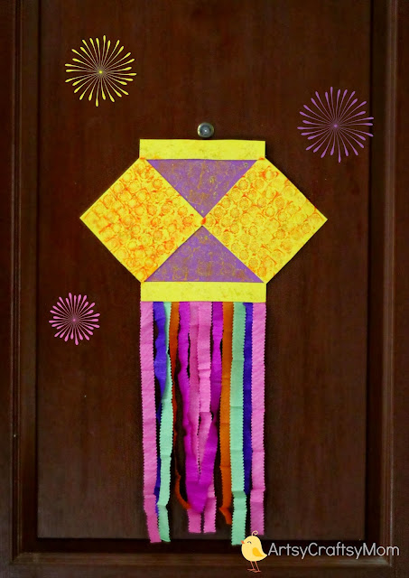 Diwali Paper Craft