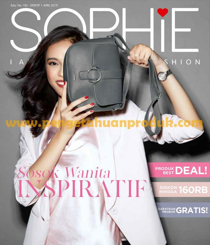 Katalog Sophie Martin April 2019 Full 180 Halaman b2cb943277