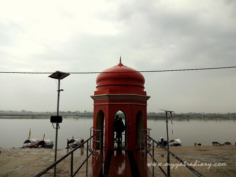 Parmat Ganga Ghat Anandeshwar Mandir Kanpur photos, Uttar Pradesh