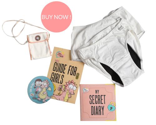 Noida Diary: Period Starter Kit