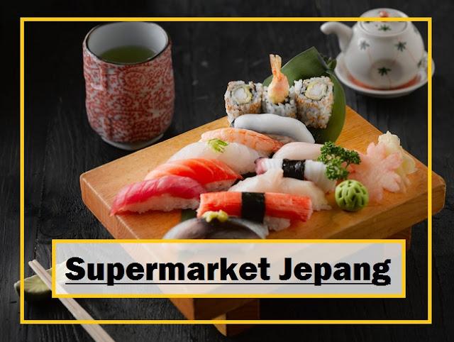 supermarket jepang terdekat