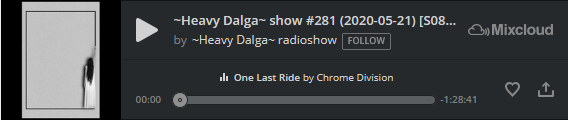 Heavy Dalga show #281 [S08E78] photo by Eric_Benier_Burckel