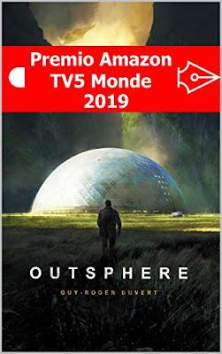 Outsphere (Guy-Roger Duvert) - Portada