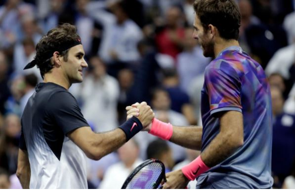 Roger Federer knocked out of US Open (See The Rookie The Defeated Him)