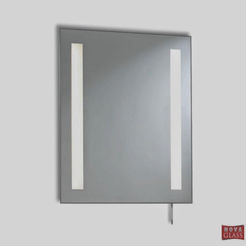 Καθρέπτης φωτιζόμενος