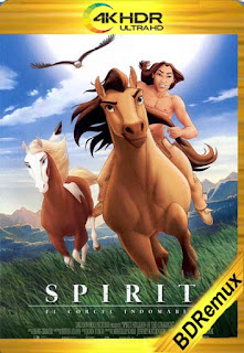 Spirit : El Corcel Indomable (2002)  [1080p REMUX] [Latino-Inglés] [GoogleDrive]
