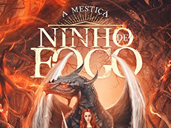 Resenha: A Mestiça - Trilogia Ninho de Fogo # 1 - Camila Deus Dará