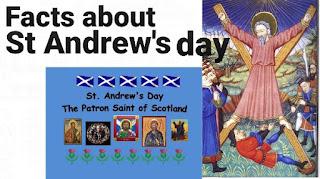 What happened to St Andrew's bones