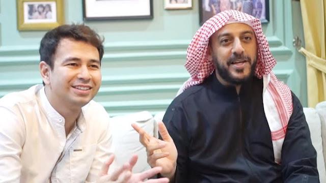 Raffi Ahmad Hingga PBB Mengutuk Aksi Penusukan Terhadap Syekh Ali Jaber