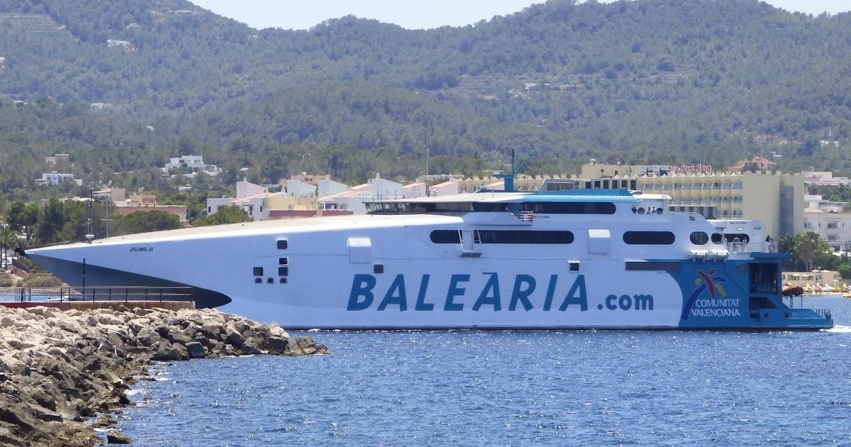Ferrybalear el super fast ferry jaume iii de bale ria for Cuarto de zanty ferry