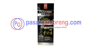 Harga Primo Power Maxi