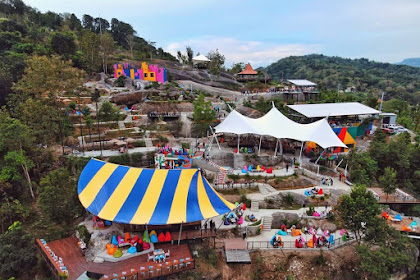 Harga Tiket Masuk dan Lokasi Obelix Hills Jogja September 2021