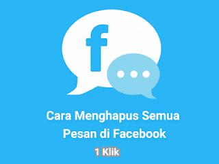 Cara Menghapus Semua Pesan di Facebook Messenger