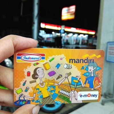 Belanja Di Alfamart Menggunakan Indomaret Card