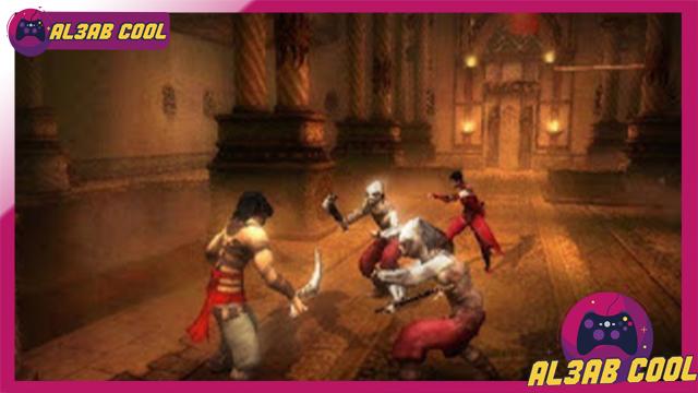 تحميل لعبة prince of persia classic لأجهزة psp ومحاكي ppsspp من الميديا فاير