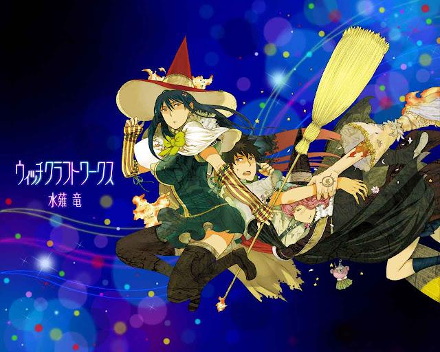 Witch Craft Works BD + OVA Sub Indo : Episode 1-12 END + 1 OVA | Anime Loker