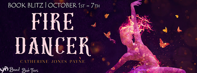 {Excerpt+Giveaway} Fire Dancer by Catherine Jones Payne