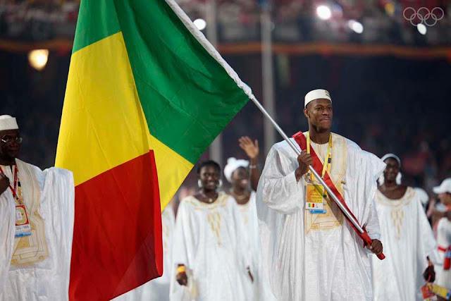 Daba Modibo Keita MAli Jogos Olímpicos Olimpiada Jeux Olympiques