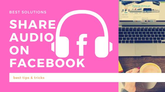 Sharing Music On Facebook