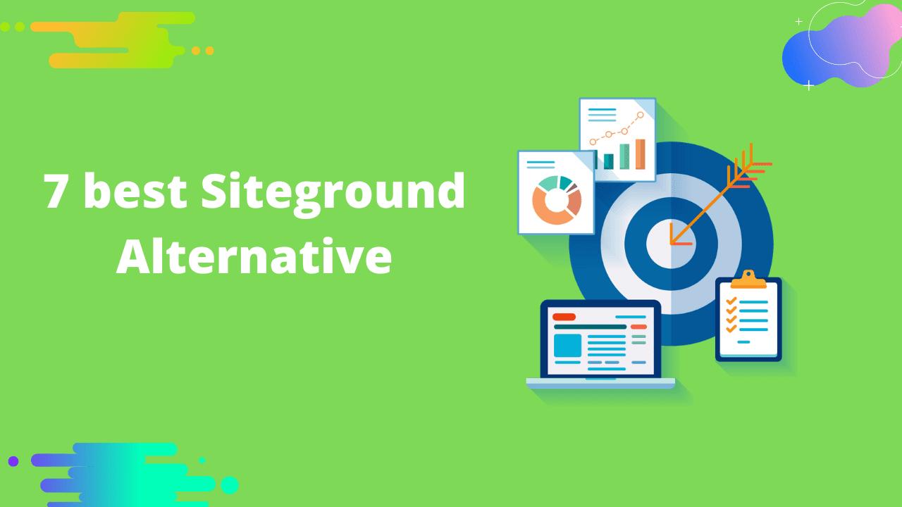 Siteground alternative