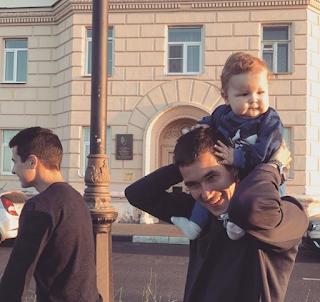 Dzieci skoczków - Rosja