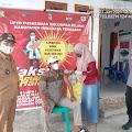 Masyarakat Desa Molompar Timur Terima Vaksinasi Covid-19