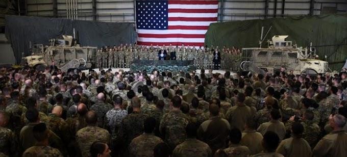 U.S. ea ho phatlalatsa ho tlosoa hoa mabotho a 4,000 Afghanistan
