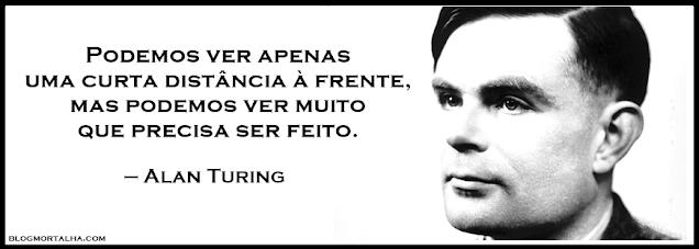 Frase de Alan Turing