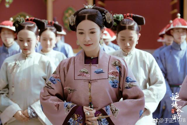 Story of Yanxi Palace Charmaine Sheh