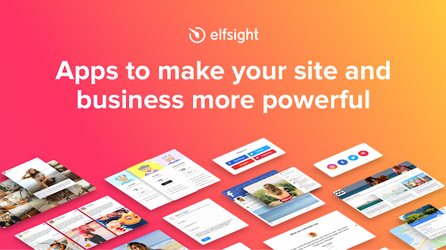 Elfsight - Get the best widgets to make your website eye-catchy and professional