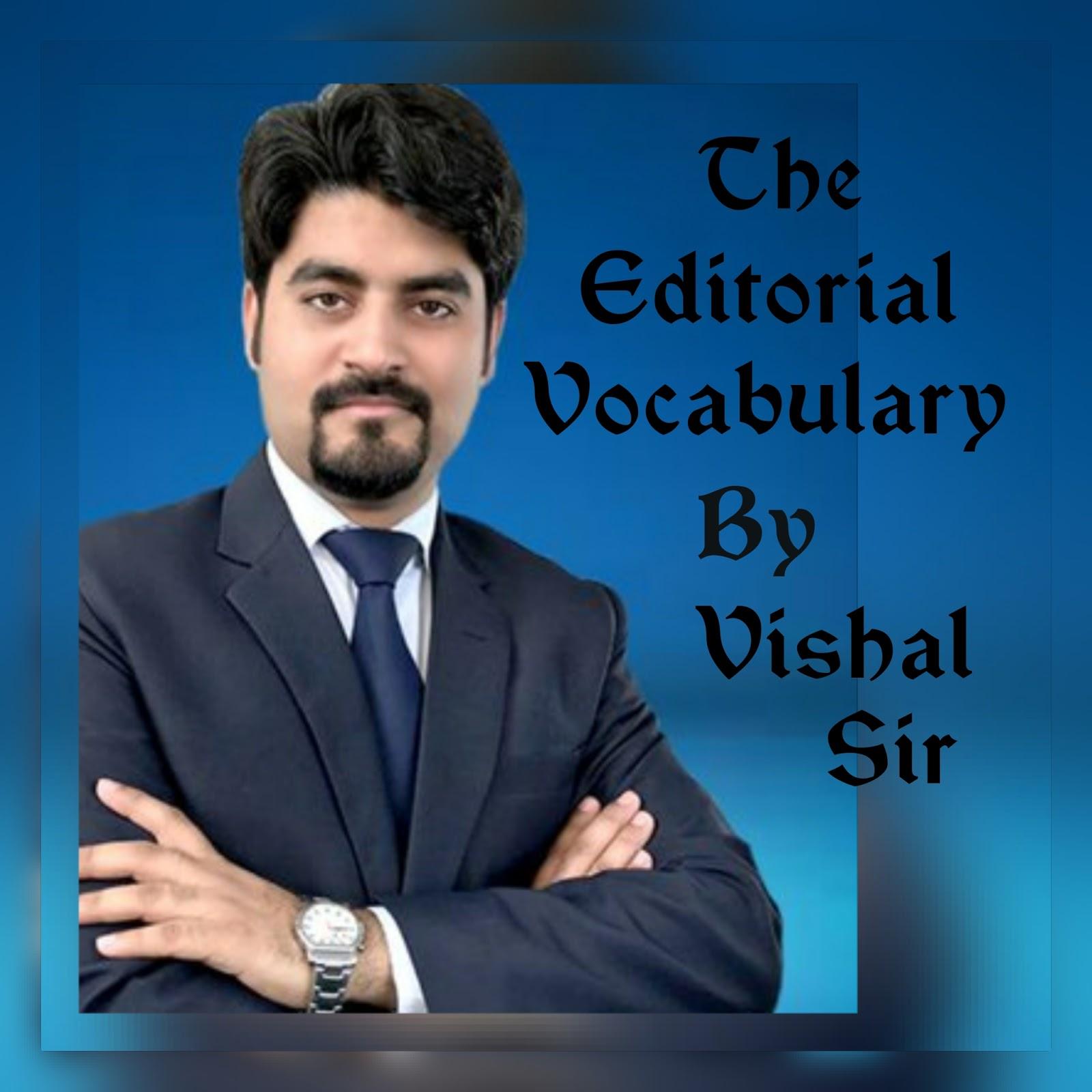 LYU Vishal Parihar: Editorial PDF