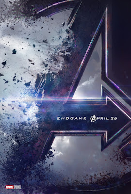 Avengers: Endgame Teaser Theatrical One Sheet Movie Poster