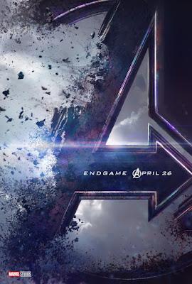 Avengers: Endgame Teaser Theatrical One Sheet Movie Poster
