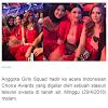Penampilan Nia Ramadhani Paling Disoroti saat Girls Squad Berkumpul di Indonesian Choice Awards