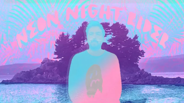 """Descubre el synthwave de Neon Night Rider en """"Kongo Island"""""""