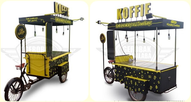 Coffee Bike Design