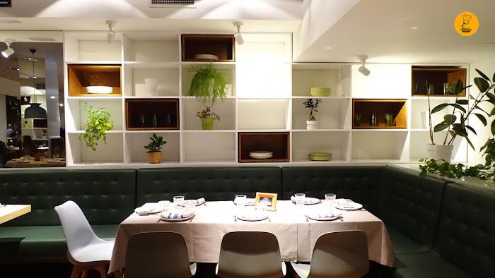 Restaurante Orgaz Madrid