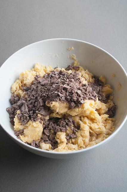 Cantucci al cioccolato step 5
