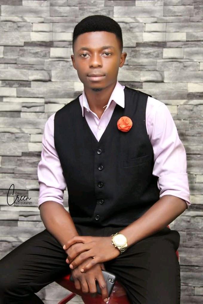 Meet Agbenem Godswill Pioneer President Faculty of Engineering