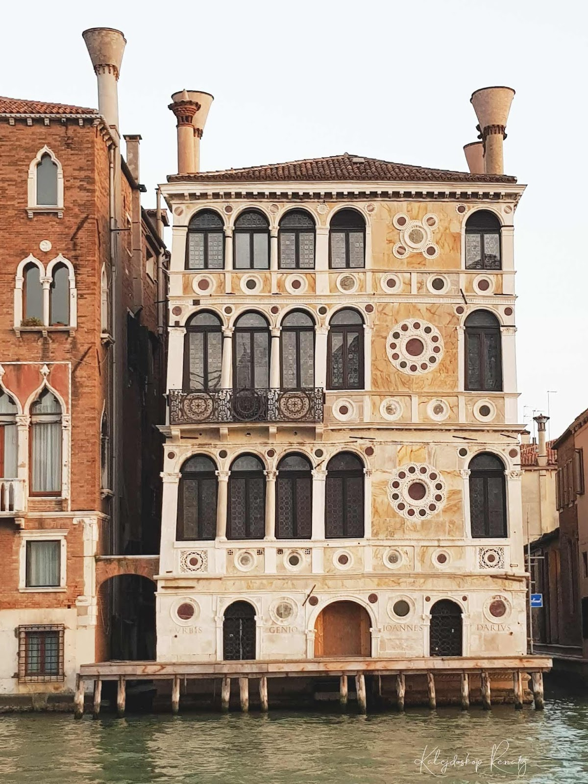 Wenecekie ciekwostki. Pałace w Wenecji.