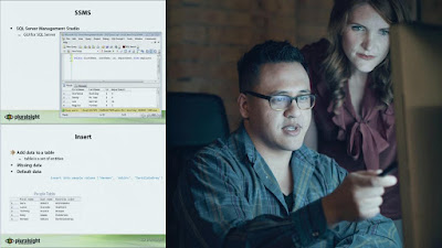 best Pluralsight course to learn SQL Server