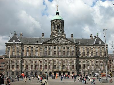 Amsterdam Kraliyet Sarayı 2
