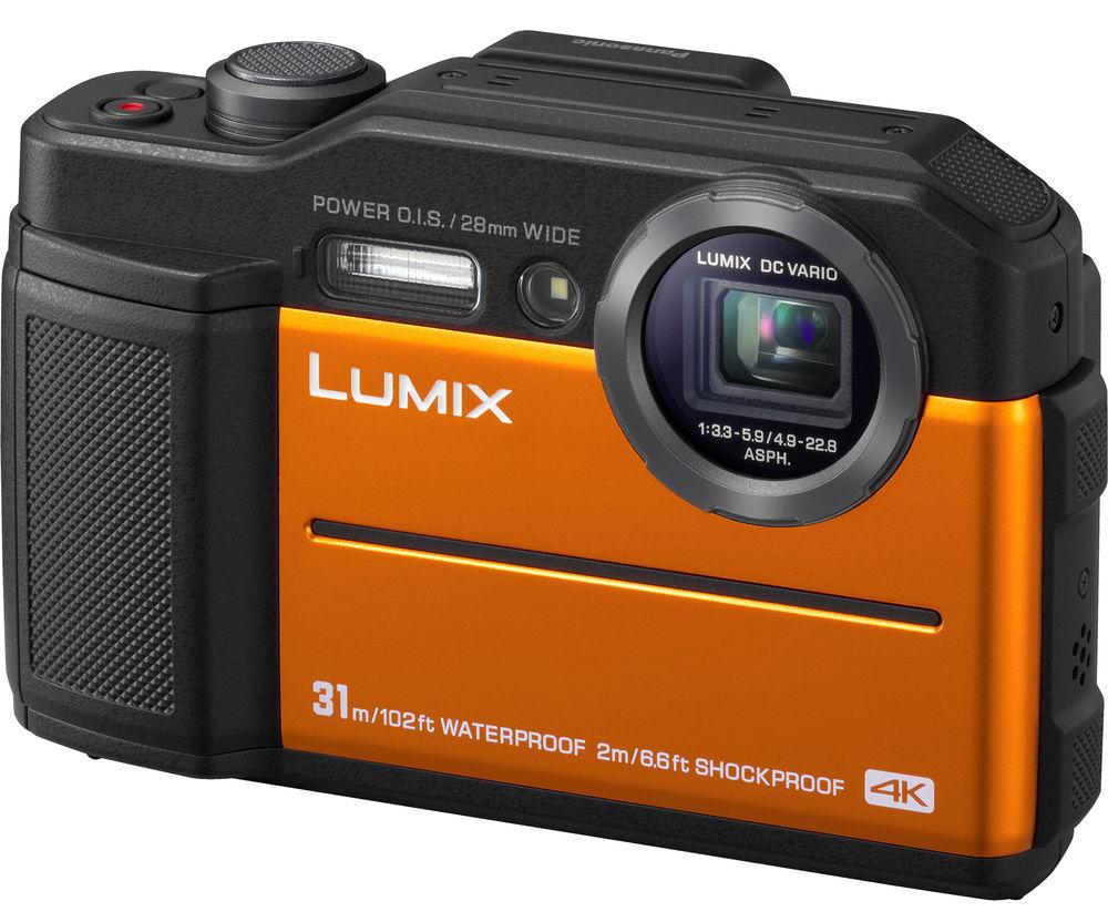 Panasonic Lumix FT7/TS7